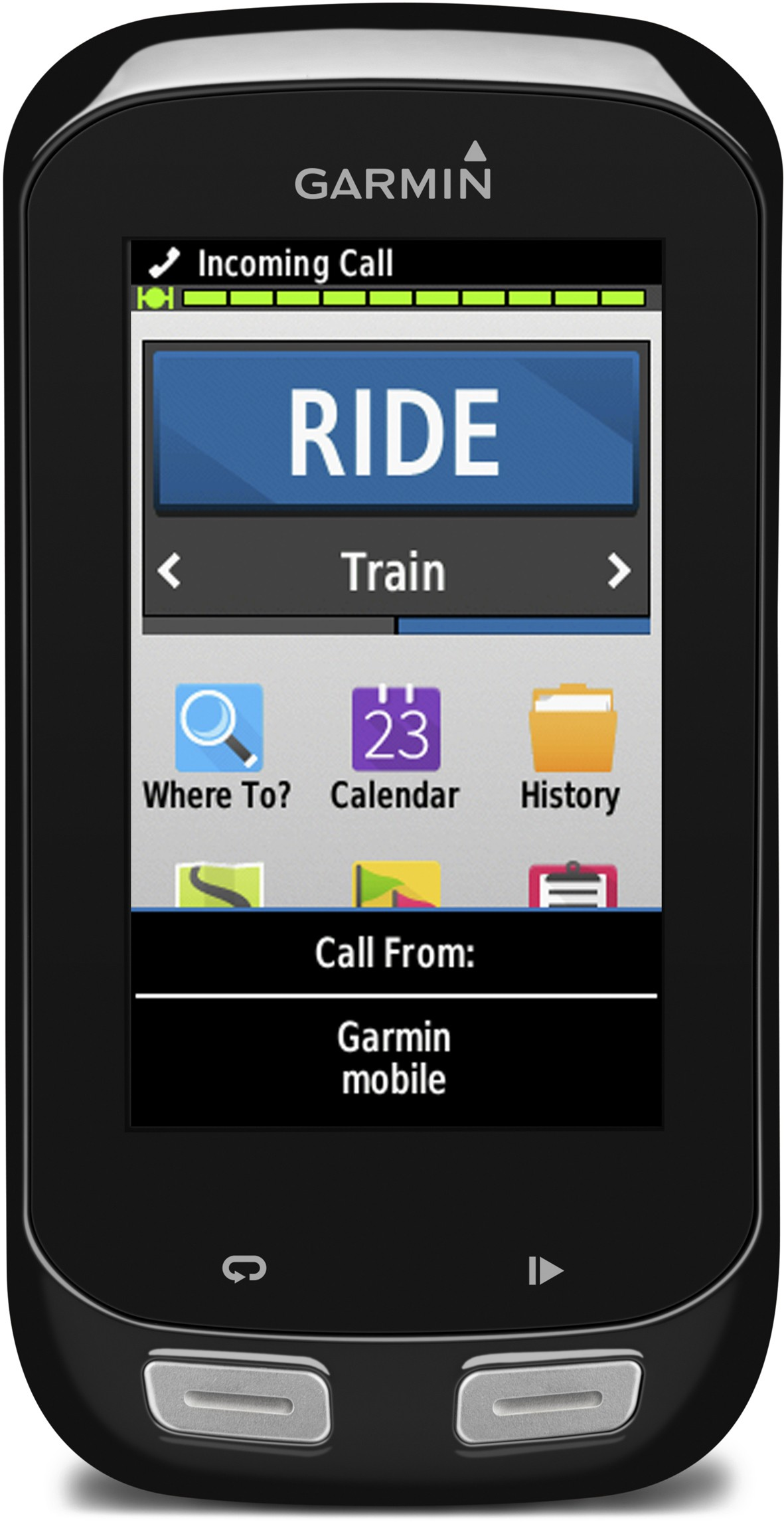 Garmin Edge 1000 GPS-enabled computer