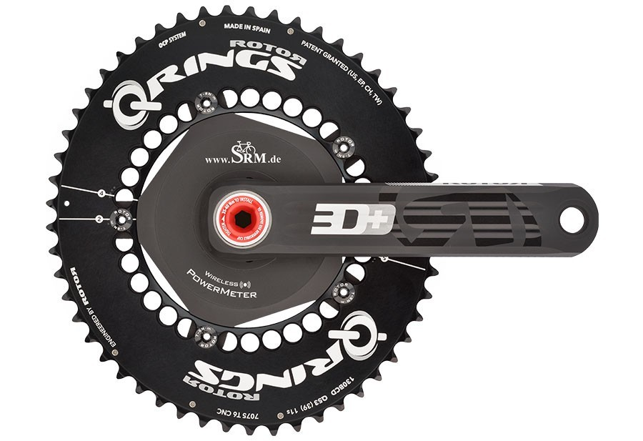 SRM Rotor 3D+ Powermeter Only