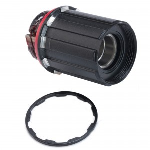 PowerTap 12mm axle Alloy Freehub Body Shimano 11 speed