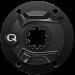 Quarq DFour91 Spider only