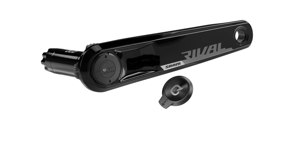 SRAM Left Arm and Power Meter Spindle Rival D1 DUB upgrade standard axle