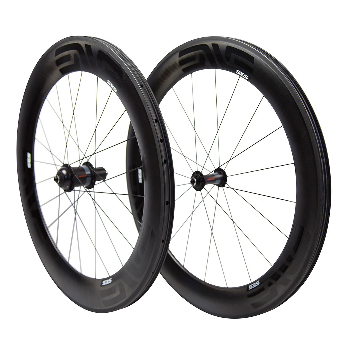 Powertap G3 ENVE SES 7.8 Carbon clincher Wheelset