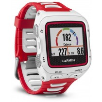 Garmin Forerunner 920XT multisport GPS watch - white and red
