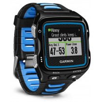 Garmin Forerunner 920XT multisport GPS watch - Black and Blue