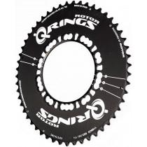 Rotor Q-Ring Aero Chainring 110BCD