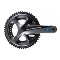 Stages Power G3 R - Shimano Ultegra R8000 with chainrings