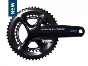 Stages Power G3 R with Chainrings - Dura-Ace R9100