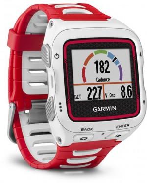 Garmin Forerunner 920XT multisport GPS watch - white and red