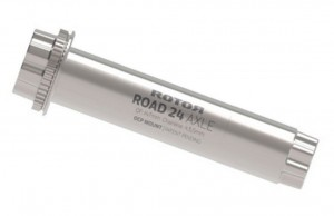 ROTOR ALDHU and VEGAST 24mm road axle