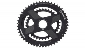 Rotor Chainring.Direct-Mount_DIN_Q-BLACK