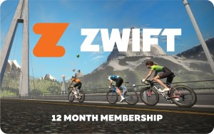 Zwift 12 month Subscription