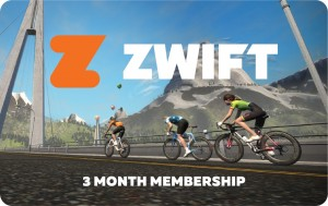 Zwift 3 month Subscription
